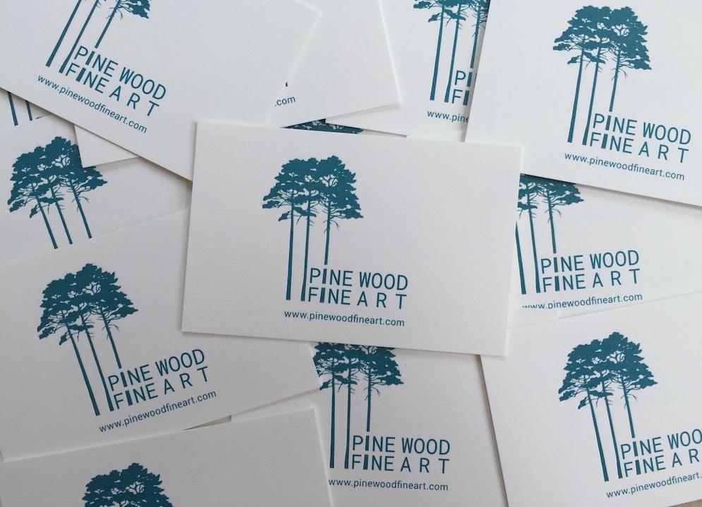Pine Wood Fine Art Kontakt