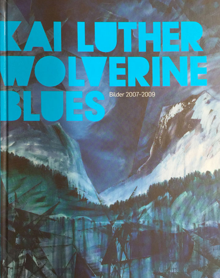 Kai Luther - Wolverine Blues