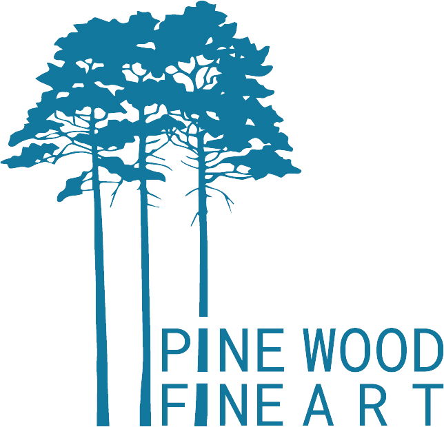 Pine Wood Fine Art Logo