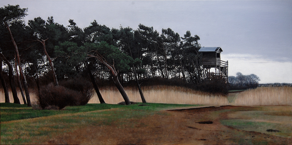 © 2017 The Artist|Pine Wood Fine Art